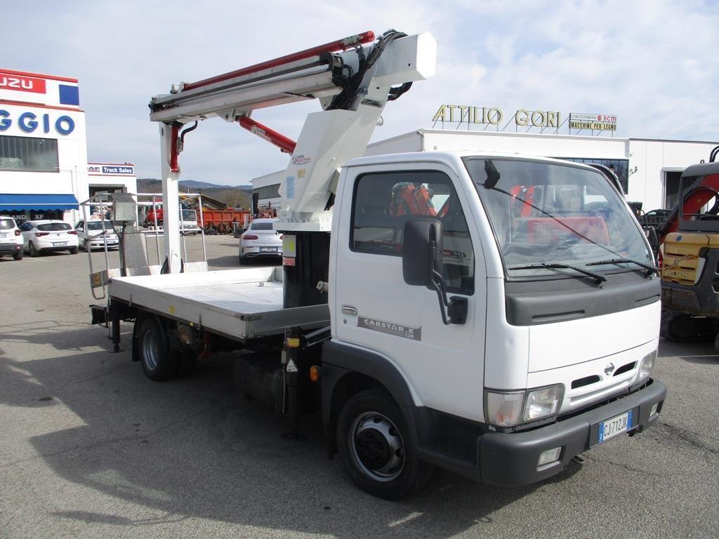 Nissan CABSTAR 120 Usato 2003 Toscana