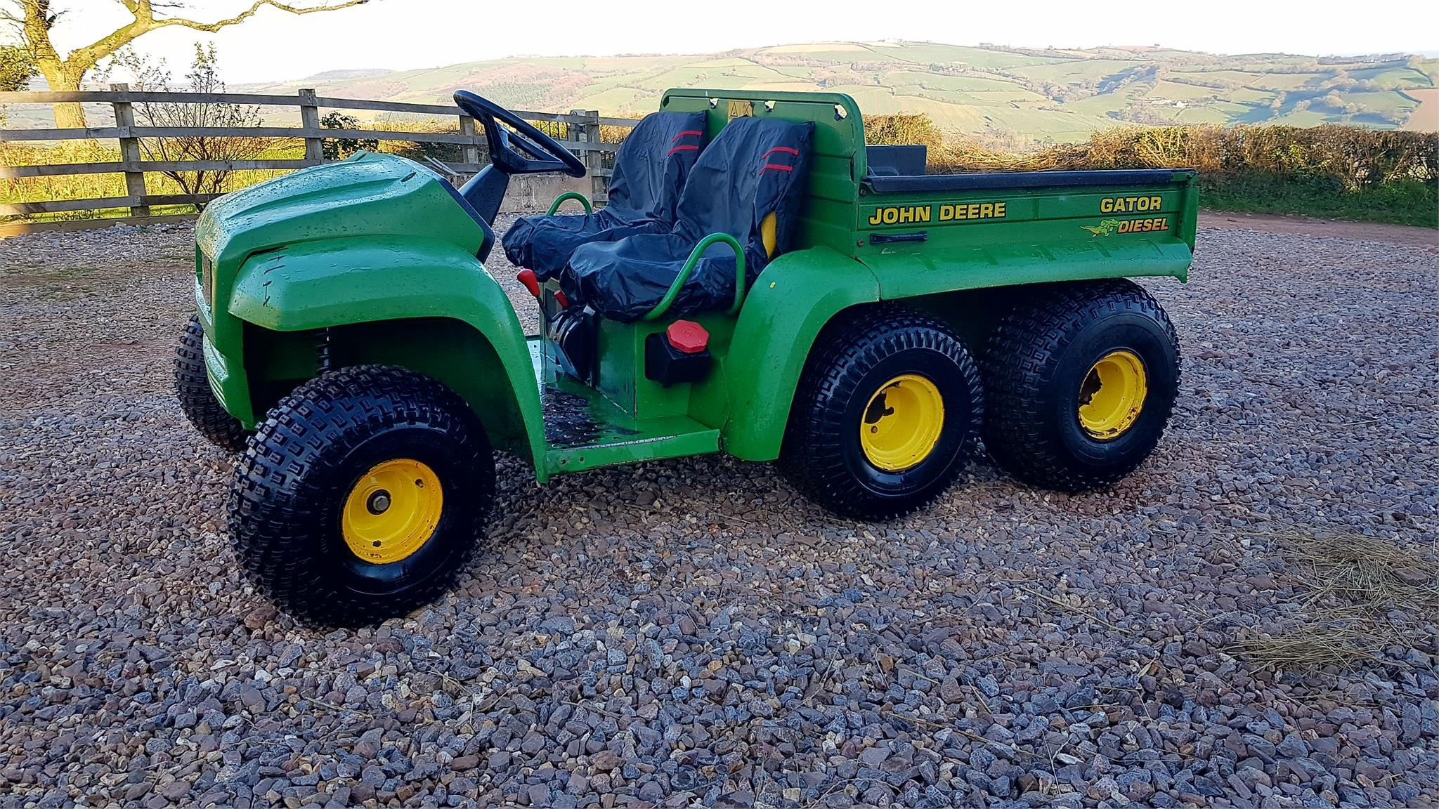 John Deere Gator >> John Deere Gator For Sale In Devon Motorsportsuniverse Com