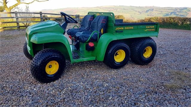 John Deere Gator >> Used John Deere Gator For Sale In Devon United Kingdom Id