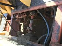 16,000 LB Hyster Fork Lift,  Runs