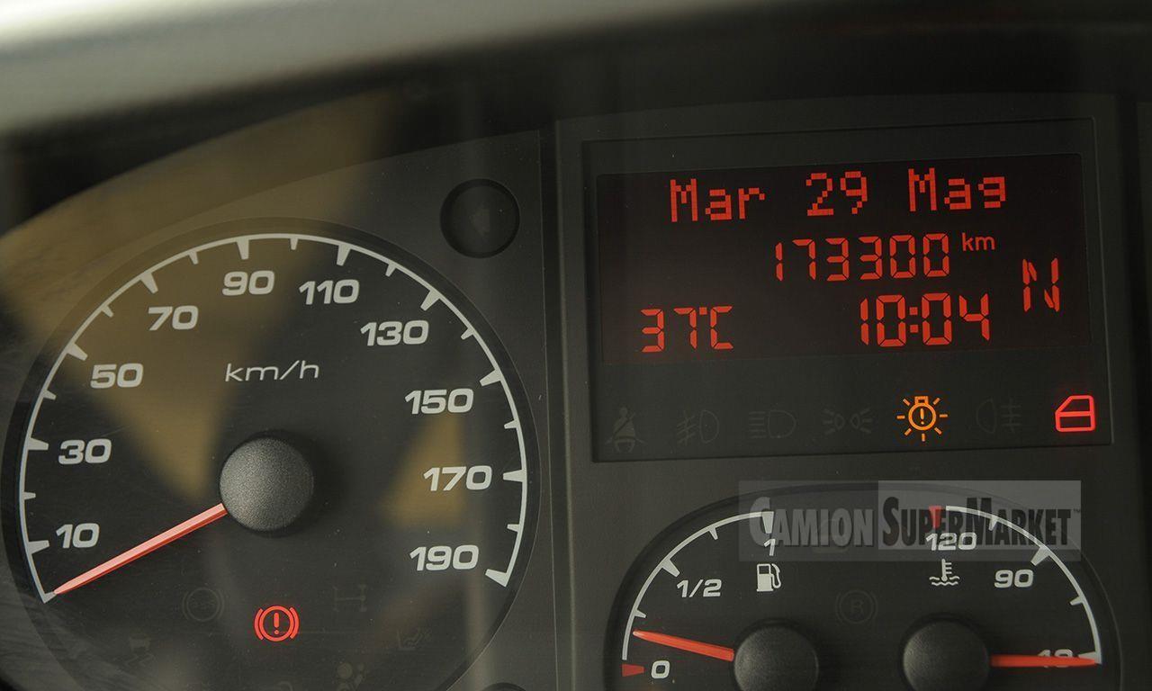 Iveco DAILY 35C13 used 2013 Lazio