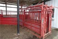 40-Acre Livestock Center & 2-Story Home