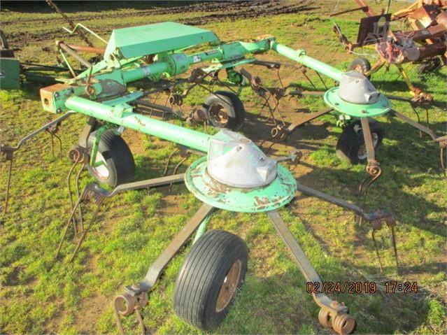 DEUTZ FAHR KH252 For Sale In Pilot Point, Texas