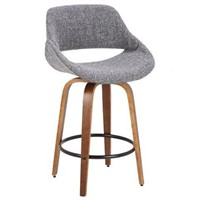 FABRICO COUNTER STOOL (NOT ASSEMBLED)