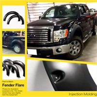 FENDER FLARES FOR CHEVY (4 PCS)