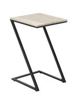 """SIDE TABLE, 15""""L X 14""""W X 23""""H  (NOT ASSEMBLED)"""