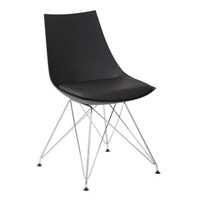 EIFFEL BISTRO CHAIR WITH PADDED SEAT