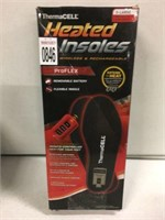 THERMACELL HEATED INSOLE XL