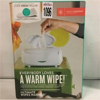 EVERYBODY LOVES A WARM WIPES