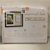 PAWPRINT WALL FRAME