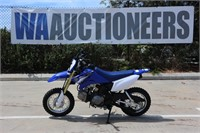 2013 Yamaha TTR50 Dirt Bike