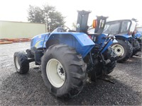 New Holland T5070 Wheel Tractor | BidCal, Inc  - Live Online