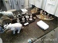 Royal DUX elephant decor