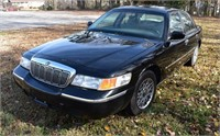 One Owner 1999 Mercury Grand Marquis 39,750
