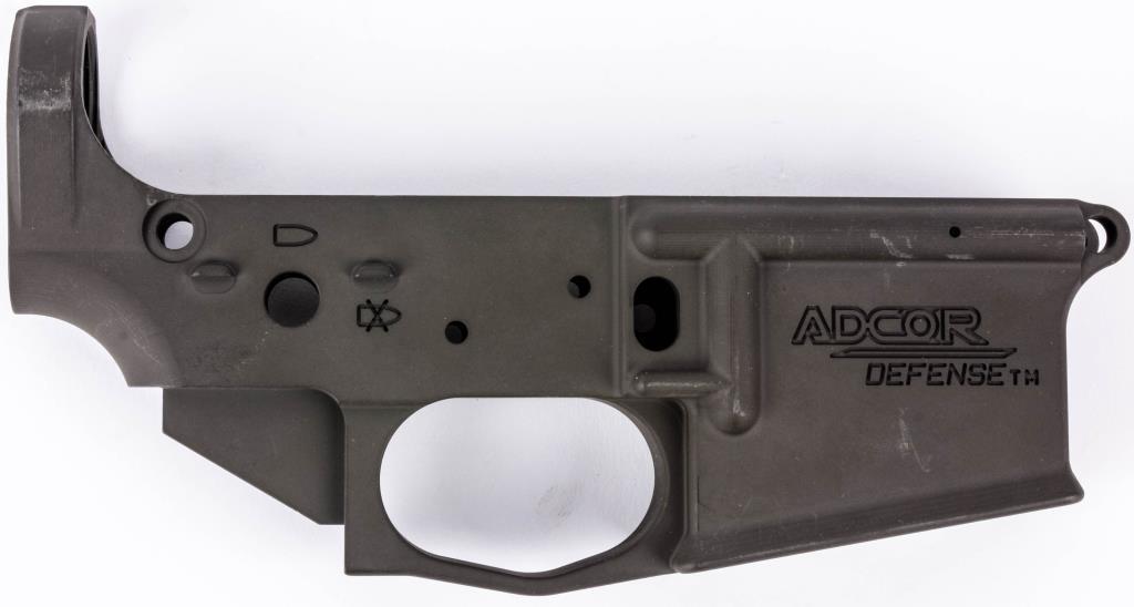 Gun ADCOR Defense AR-15 Lower Receiver New | AZFirearms com/Pot of