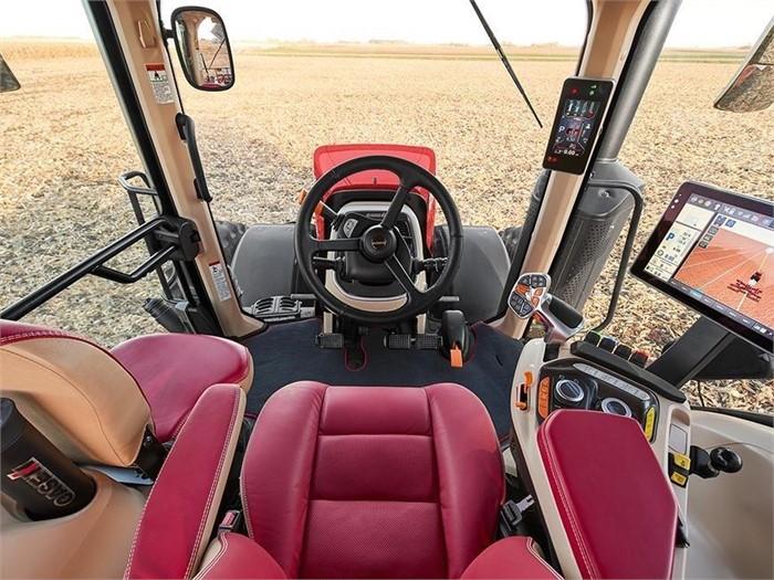 Tractor Pulling 2020 Italia Calendario.Case Ih Unveils 2020 Afs Connect Magnum Series Tractors