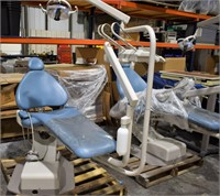 A-Dec Cascade Dental Chair  Continental Delivery