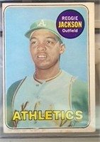 Reggie Jackson Rookie