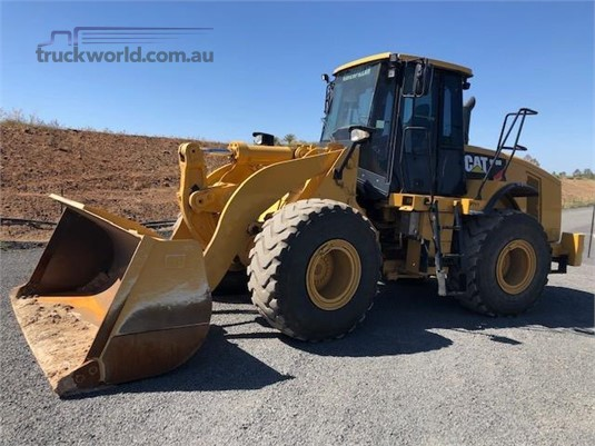 2011 Caterpillar 950H Heavy Machinery for Sale
