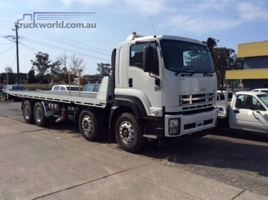 2020 Isuzu FYJ - Trucks for Sale