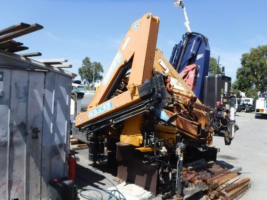 2007 Effer other - Cranes & Tailgates for Sale