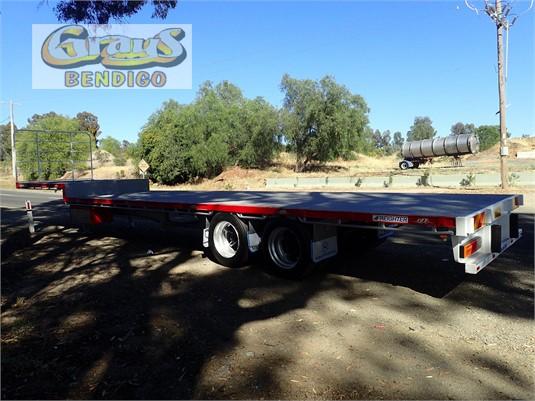 2001 Maxitrans 45FT Drop Deck Semi Grays Bendigo - Trailers for Sale
