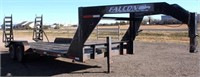 2004 Falcon Flatbed Trailer (view 2)