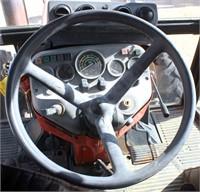 Zetor 3340 Tractor (view steering column)