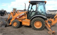 2001-02 Case 580 Super M Backhoe (view 4)