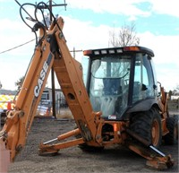 2001-02 Case 580 Super M Backhoe (view 7)