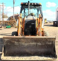 2001-02 Case 580 Super M Backhoe (view 5)