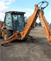 2001-02 Case 580 Super M Backhoe (view 6)