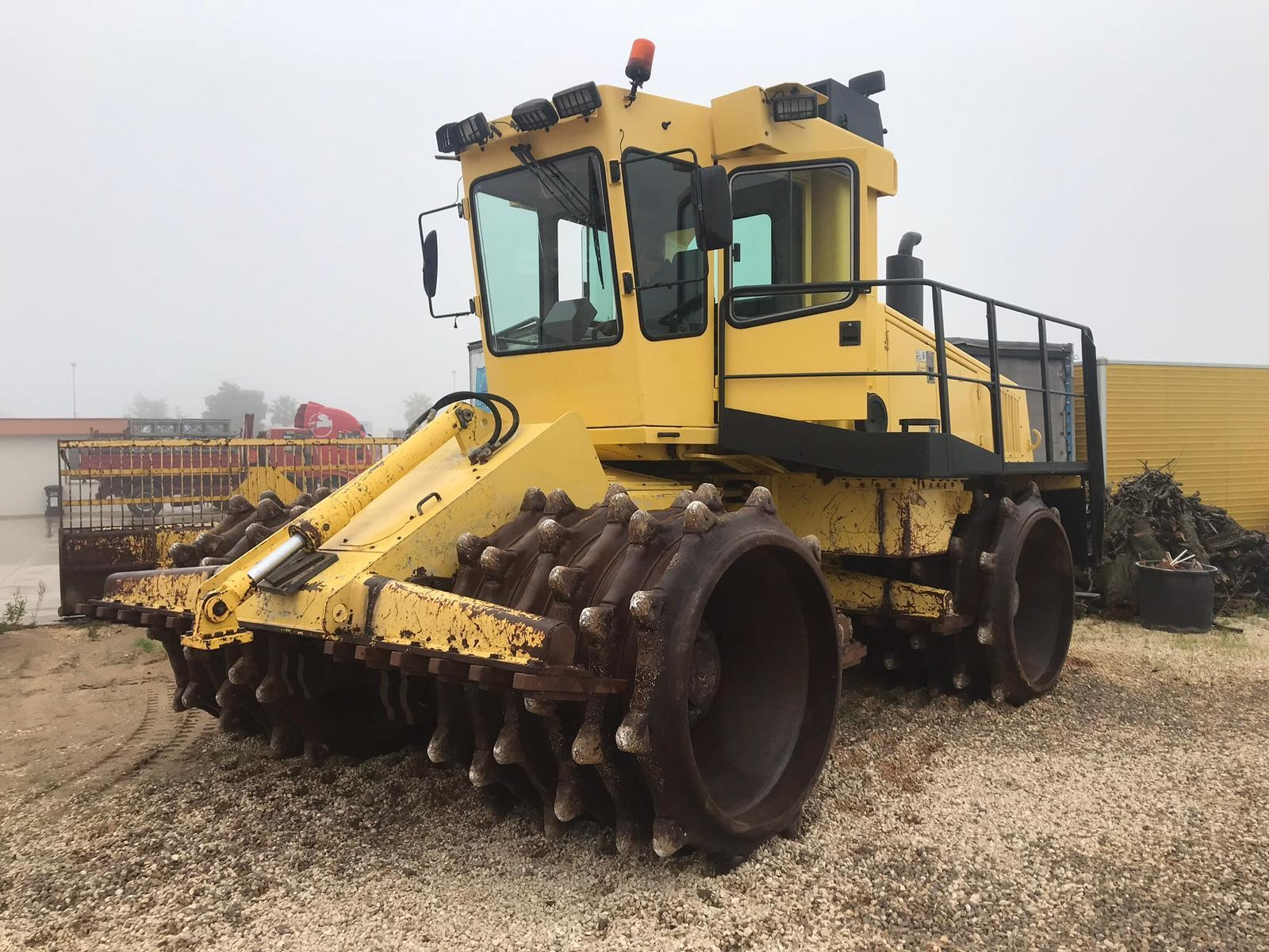 Bomag BC672RB Usato