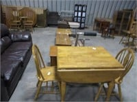 Drop Leaf Table and chairs