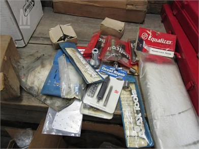 Helicoil Parts / Accessories Shop / Warehouse Auction Results - 1