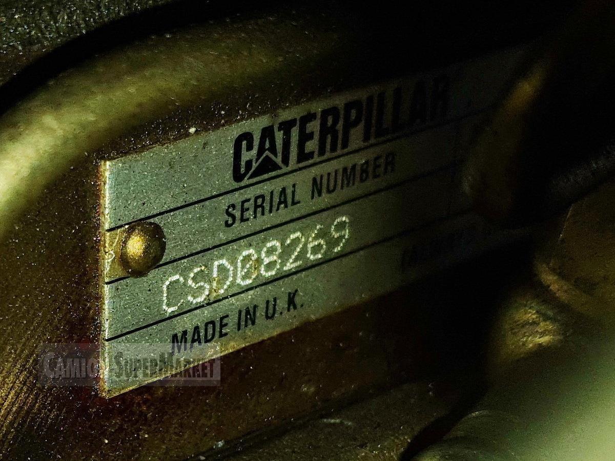 Caterpillar 3024C Uzywany 2012 Lazio