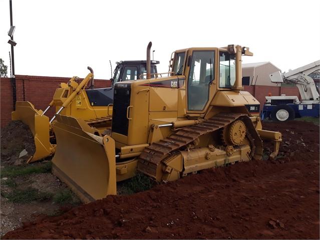 2005 CAT D6N XL