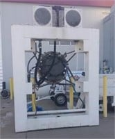 Pratt & Whitney R-4360 Aircraft Engine Stand