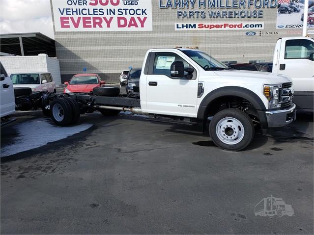 Salt Lake City Utah 2019 Ford F550 At Truckpaper
