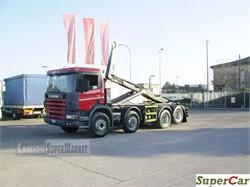 Scania P124g420  Uzywany