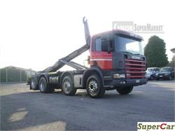 Scania P124g420  used