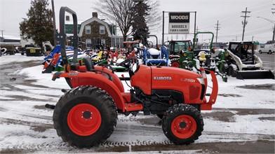 KUBOTA L2501 For Sale In Michigan - 5 Listings