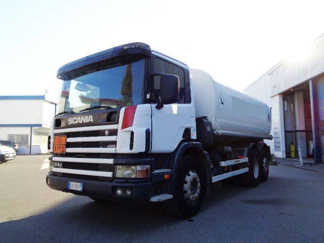 Scania P94 Usagé