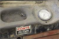 Coats Air Flate Tire Changer, Bishman Air-Float