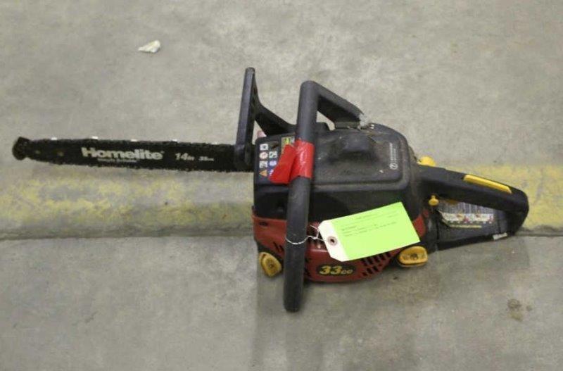 "Homelite 33cc Chainsaw w/14"" Bar | Smith Sales LLC"