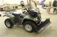 2007 Suzuki Eiger Quad Runner ATV