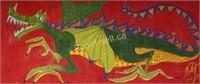 Big Baby Dragon (1992) Nadina Mackie Jackson