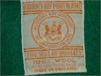 Hudson's Bay Point Blanket