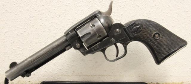 H  Schmidt 21 22lr Revolver   United Country Musick & Sons
