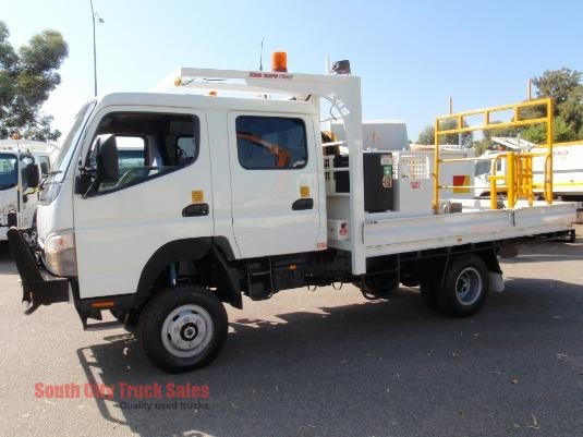 2010 Fuso Canter FE84 Crew South City Truck Sales - Trucks for Sale